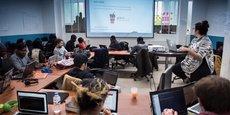 France Active fait partie des tous premiers investisseurs de l'école de code Simplon.co qui s'adresse aux populations précaires.