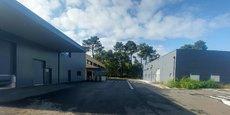 Les 2.700 m2 de locaux flambants neufs de Hu&Co, à Saint-Jean-d'Illac, près de Bordeaux, sont en train d'être vidés avant leur mise en vente par le mandataire judiciaire.