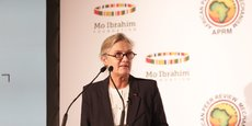 Nathalie Delapalme, Directrice exécutive et membre du Board de la Fondation Mo Ibrahim.