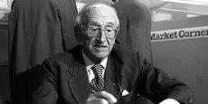 Friedrich August von Hayek (1889-1992). L'économiste autrichien a reçu le prix Nobel d'économie en 1974.