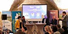 Le club de l'éco, organisé le 14 novembre 2019 à Vézenobres avec l'Agglomération d'Alès, interroge l'identité touristique du territoire.