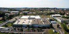 Le site industriel de Schneider Electric, à Alès, porte un projet labellisé Territoire d'industrie