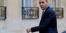 Le secrétaire général de la CFDT Laurent Berger