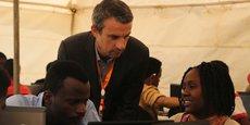 Thierry Barbaut, Directeur Numérique de l'ONG La Guilde et consultant international
