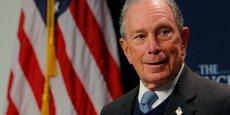 Nous ne pouvons pas nous permettre quatre années supplémentaires d'actions immorales et irréfléchies de la part de Donald Trump, a justifié Michael Bloomberg.