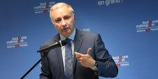 Le maire sortant de Toulouse et candidat à sa succession, Jean-Luc Moudenc a dessiné les contours de sa liste pour les élections municipales de mars 2020.