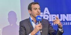 Nicolas Pagès est le CEO et cofondateur de la startup Satelia.