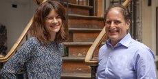 Saskia Fiszel et Keyvan Nilforoushan, les deux cofondateurs de la Fintech Virgil, ont précédemment occupé des postes clefs chez Onefinestay, une entreprise rachetée 148 millions d'euros par le groupe Accor.