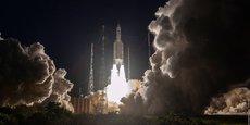 En 40 ans (1979/2019), Ariane aura lancé 451 satellites pour une masse totale de près de 1.302 tonnes.