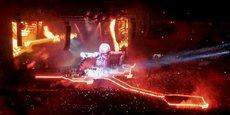 Le concert de Muse, le 16 juillet 2019, a réuni près de 40.000 spectateurs au stade Matmut Atlantique de Bordeaux.