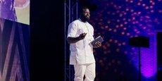 Iyinoluwa Samuel Aboyeji, entrepreneur nigérian et co-fondateur d'Andela.