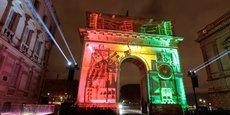 """Démarrée le 27 novembre, """"Cœur de Ville en Lumières"""" est l'une des opérations destinées à renforcer l'attractivité commerciale du centre-ville de Montpellier"""