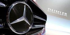 L'industrie automobile se trouve au cœur de la plus grande transformation de son histoire, souligne Daimler dans un communiqué.