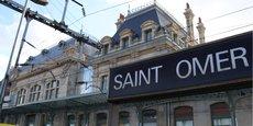 La gare-cathédrale de 3.000 m² Saint-Omer accueille 300 m² de coworking et de fablab.