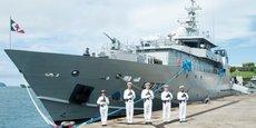 La Marine nationale disposera ainsi de 19 patrouilleurs en 2030, dont 11 nouveaux bâtiments auront été livrés en 2025. Le patrouilleur La Combattante a rejoint la Martinique.