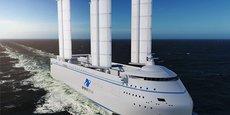 Le futur navire à voile Canopée sera co-construit par Zéphyr & Borée et Jifmar Offshore Services pour transporter les composants de la fusée Ariane 6 depuis l'Europe jusqu'en Guyane.