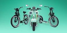 En plus des 200 scooters électriques Yego déployés début 2018, 100 trottinettes arriveront d'ici la fin de l'année 2019 et les vélos suivront en 2020.