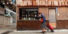 JAPON: DÉCLIN DES DÉPENSES DES MÉNAGES À UN PLUS BAS DE PLUS DE 3 ANS