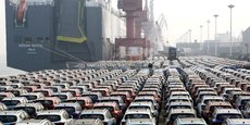 CHINE: CONTRACTION INATTENDUE DES EXPORTATIONS, REBOND DES IMPORTATIONS