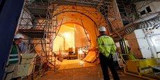 EDF travaille sur un réacteur nucléaire de nouvelle génération, moins cher à construire que celui de Flamanville (photo).