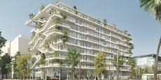 Anis, immeuble de près de 7 000 m2, est nommé aux Grands Prix SIMI