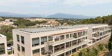 A Sophia-Antipolis, Valimmo a lancé Les Aqueducs il y a 3 ans.