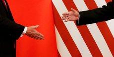 COMMERCE: ETATS-UNIS ET CHINE SONT PARVENUS À UN ACCORD DE PRINCIPE