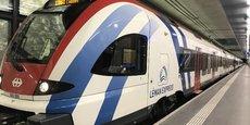Le Léman Express devrait transporter 50 000 voyageurs par jour entre la Annemasse et Genève.