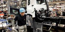 JAPON: LA CONFIANCE DES INDUSTRIELS À UN PLUS BAS DE PRÈS DE 7 ANS