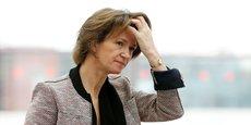 Les relations entre Isabelle Kocher (en photo) et l'actuel hôte de l'Élysée n'ont jamais été simples.