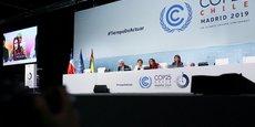 LA COP25 S'ACHÈVE SUR UN ACCORD A MINIMA SUR LE CHANGEMENT CLIMATIQUE
