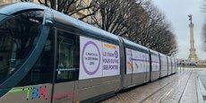 Un premier tronçon de la ligne D du tramway a été mis en service samedi 14 décembre 2019.