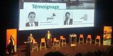 PWC a annoncé ce projet lors du 21e forum d'Invest in Bordeaux