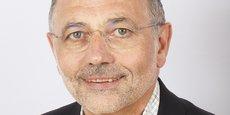 Benoît Roy, fondateur et PDG d'Audilab, qui compte aujourd'hui 220 laboratoires en France.