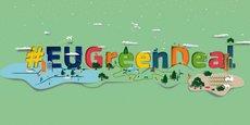 La taxonomie des actifs verts sera le « catalyseur indispensable » pour « aider l'Europe à atteindre la neutralité climatique d'ici à 2050 » l'objectif du Pacte vert pour l'Europe (Green Deal) de la présidente de la nouvelle Commission, Ursula von der Leyen.