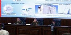 Le ministère de la Défense de la Russie a présenté ce mercredi des détails sur son système de défense spatiale.