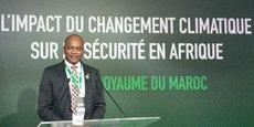 Garba Abdoul Azizou est directeur adjoint du centre national d'études stratégiques et de sécurité (CNESS) du Niger.