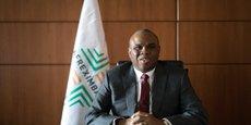 Benedict Oramah, président d'Afreximbank.