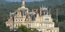 Le château d'Aubiry, à Céret, est à vendre 12 M€...