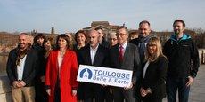 L'élu sortant Franck Biasotto mènera la liste Toulouse Belle et Forte aux élections municipales 2020.