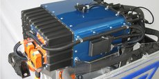 Le Stackpak, produit dans la future usine lyonnaise, intègre une pile hydrogène et des composants clés