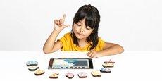 Marbotic propose des produits pour apprendre à lire et compter en jouant