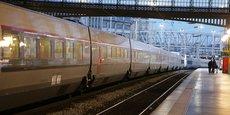 Lundi, côté TGV, la SNCF fera circuler la moitié des trains Ouigo et des trains sur les axes Atlantique, Est et Sud-Est, deux trains sur cinq sur l'axe Nord et un TGV intersecteur (province-province) sur cinq.