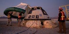 La Nasa doit désormais décider si le retour sans dommage de la capsule suffira à prouver que c'est un véhicule sûr pour y placer ses équipages.
