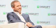 Brad Garlinghouse, le PDG de la startup californienne Ripple.