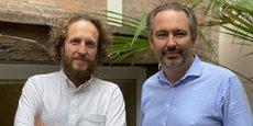 Benoit Vallet et Arnaud Lecoeur ont réalisé un chiffre d'affaires de 2 millions d'euros en 2019.