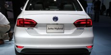 La Volkswagen Jetta Hybrid