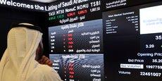 Photo d'illustration. Le Tadawul, indice de référence de la Bourse saoudienne, la plus importante de la région et l'une des 10 plus grandes au monde, a fini en baisse (-2,4%) avec la plupart de ses titres dans le rouge.