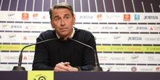 L'actionnaire principal du Toulouse Football Club, Olivier Sadran, a montré sa consternation face à la situation de son club, lundi 6 janvier.