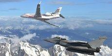 Photo d'illustration. Dassault Aviation publiera ses résultats annuels complets le 27 février.